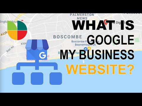 What is Google My Business Website?